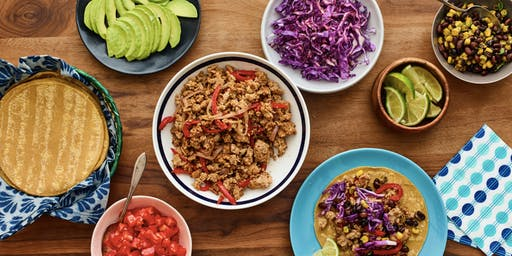 HealthNuts Presents: Quick+Easy Taco Night!