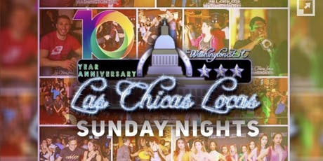 Latin Sundays with Salsa and Bachata tickets