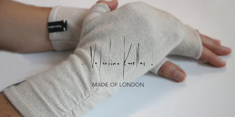 DIY:  Winter mittens -  Upcycling your knits with Valentina Karellas tickets