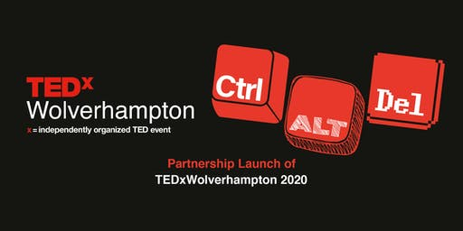 Partnership Launch of TEDxWolverhampton 2020