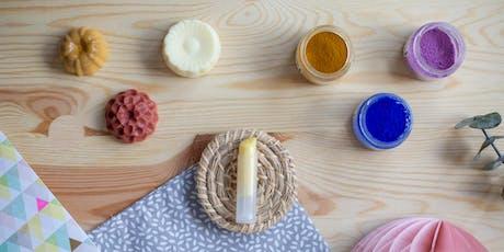 Atelier cosmétique parent - enfant billets