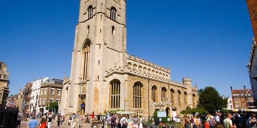 Cambridge Hustings: Faith & Values