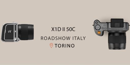 Hasselblad Roadshow Italy - Torino