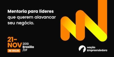 Evento Nação Empreendedora em Brasília