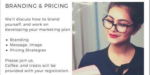 Branding & Pricing
