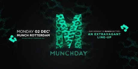 MUNCHDAY tickets
