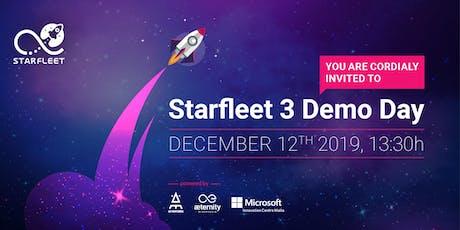 Demo Day Starfleet 3 tickets