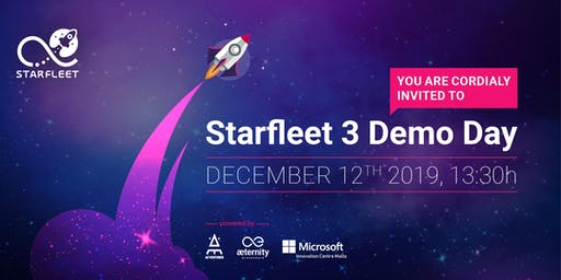 Demo Day Starfleet 3