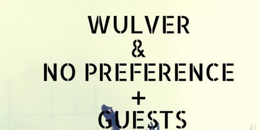 Wulver and No Preference + Guests