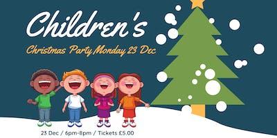 Children's Winter Wonderland Party