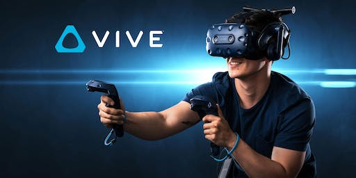 Intro to Virtual Reality (December 10th, 2019