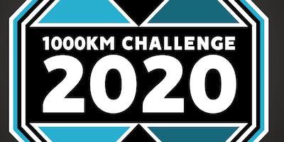 1000 KM Challenge 2020