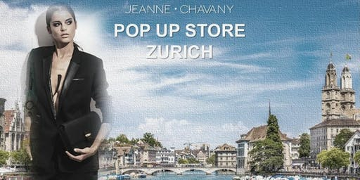 French Leather Goods Pop Up Store - Zurich