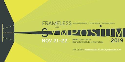 Frameless Labs: Workshop: Virtual Sculpture using Oculus Medium AM