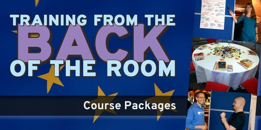 Certification Package for «Training from the BACK of the Room!»