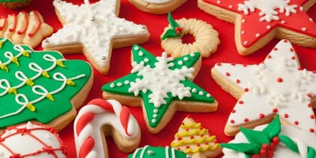 Christmas Baking tickets