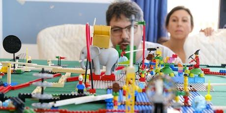 Demo LEGO® SERIOUS PLAY® - LSP Hub Roma biglietti