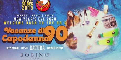 Bobino - Capodanno 2020 | Lista Danmarino tickets
