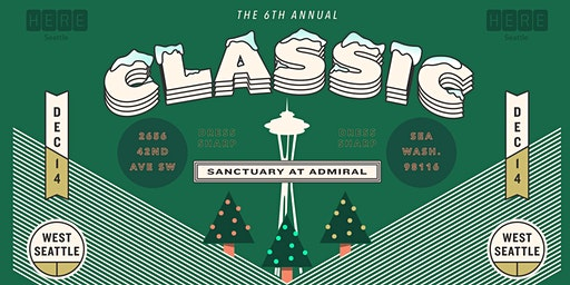 The Classic 2019 - HERE Seattle's Annual Holiday Social