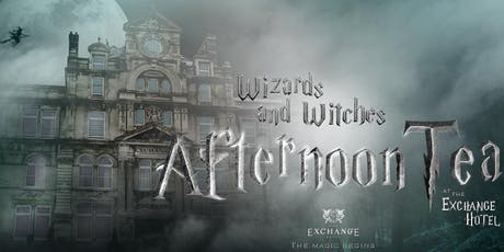 Wizards and Witches Afternoon Tea tickets