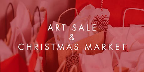 Art Sale and Christmas Market tickets