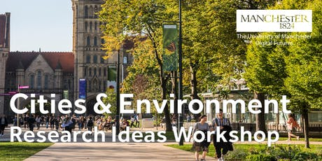 Cities & Environment Research Ideas Workshop tickets