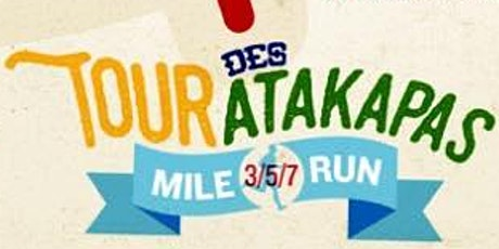 Tour des Atakapas 2020:  The official run & duathlon of Festivals Acadiens et Creoles tickets