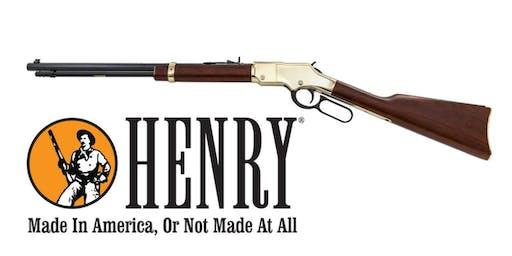 Henry Golden Boy 22 Raffle