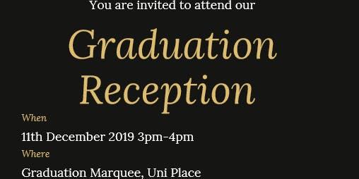 PGT Graduation Reception