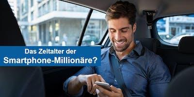 Mein Smartphone verdient Geld, dank Blockchain-Technologie!