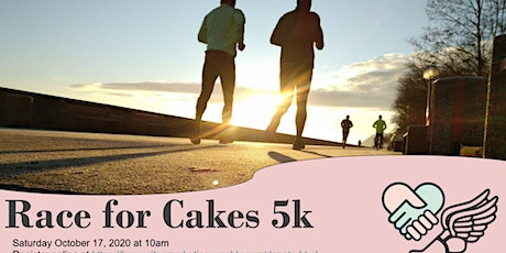 Race for Cakes 5k tickets