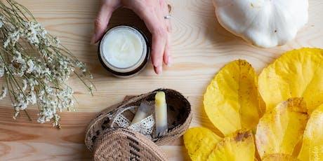Atelier cosmétiques naturels - Crème riche et baume à lèvres billets