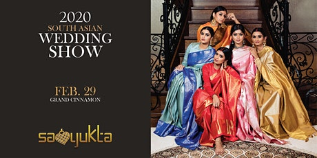 Samyukta Wedding Show 2020 tickets
