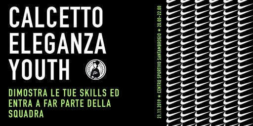 Calcetto Eleganza Youth | Special Training Session