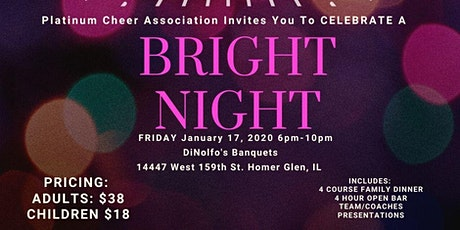 Bright Night End of Year Banquet tickets