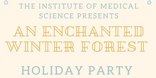 The IMS Presents: An Enchanted Winter Forest Holiday Party