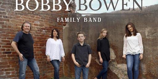 Bobby Bowen Family Concert In Spearsville Louisiana