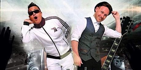 Olly Murs V Elton John Tribute. tickets