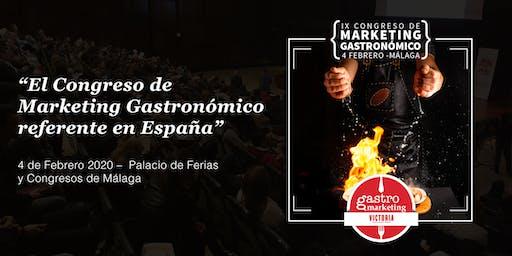 Gastromarketing Málaga 2020