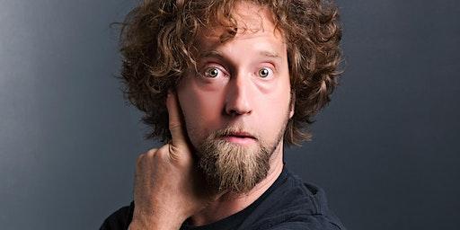 Comedian Josh Blue - Early Show