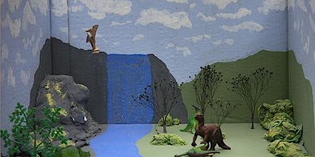 Junior Drawing School - Travel Dioramas tickets