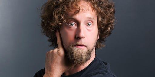Comedian Josh Blue - Late Show
