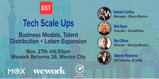 Tech Scale Ups: Business Models, Talent Distribution and Latam Expansion