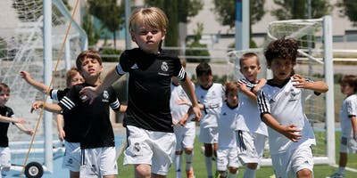 Real Madrid Soccer Camp North Miami