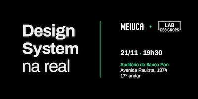 Design System na Real
