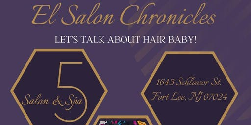 Let's Talk About Hair Baby