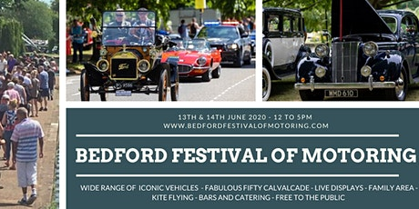 Bedford  Festival of Motoring 2020 tickets