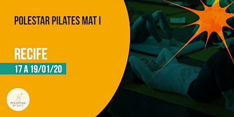 Polestar Pilates Mat I - Polestar Brasil - Recife ingressos