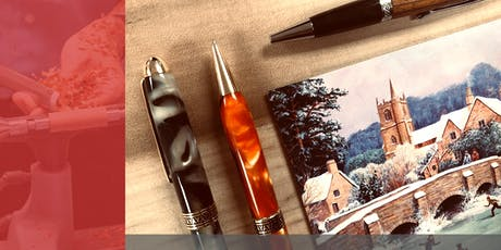 Cardiff Store - Pen Turning Workshop tickets