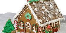 Girls night or  Date night-Gingerbread House Decor